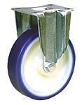 LAG 脚轮, 车轮直径 150mm, 300kg负载固定194mm否15mm, PUR轮胎重型135 x 110mm4, 聚酰胺 6轮毂105 x 80mm球轴承